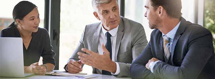 Defining Financial Service Professionals
