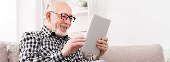 Seniors Among Top Technology Consumers