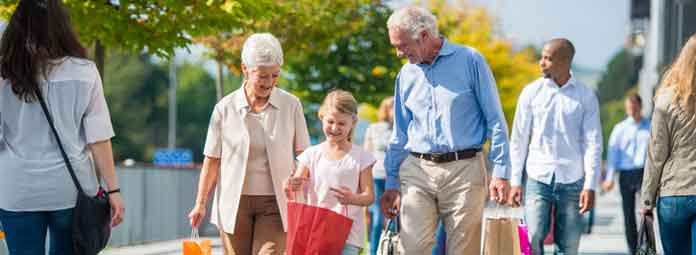 Grandparents Spending Billions On Grandchildren