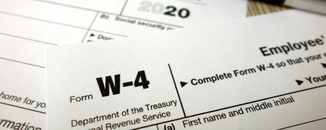 Evaluate Your Tax Witholdings